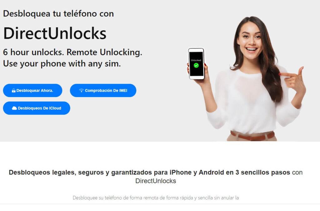 Paginas para liberar celulares por imei en mexico