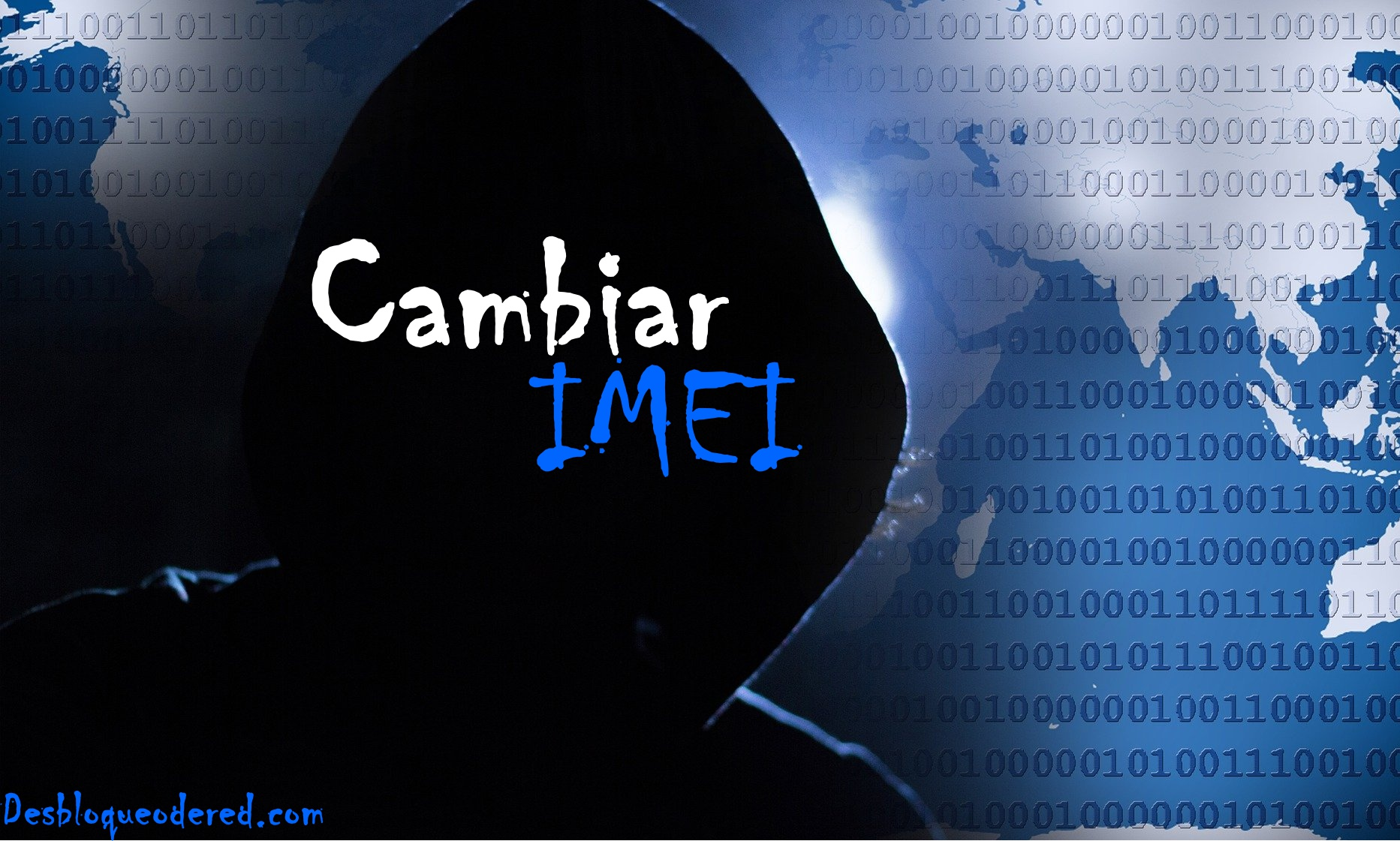 Cambiar imei android desde pc