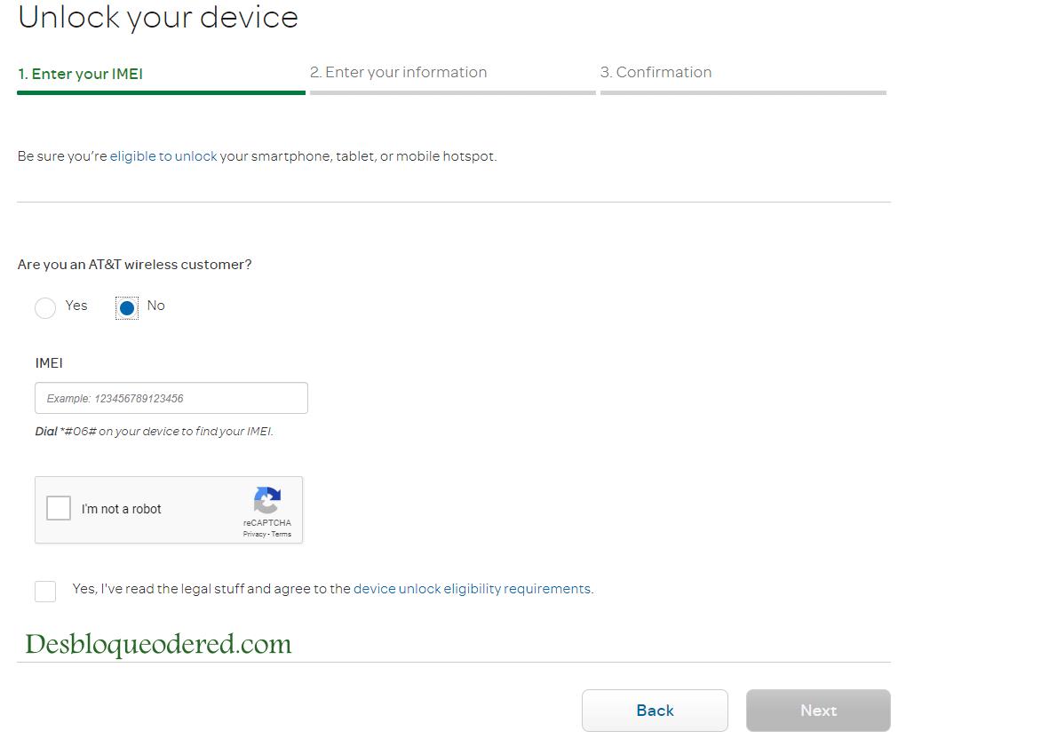 Liberar iphone de la empresa
