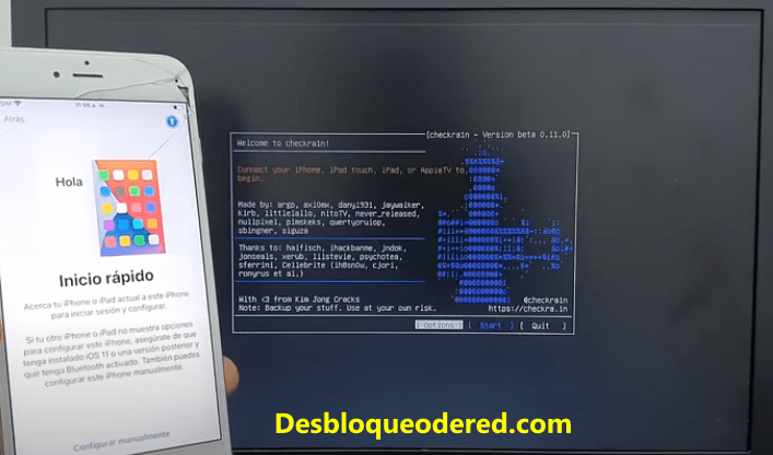 programa para desbloquear icloud gratis